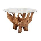Natty Driftwood Coffee Table Beach Style Coffee Tables