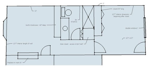 Is My 6 X 11 Bathroom Idea Crazy