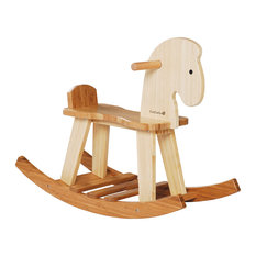 Maxim Enterprise - EverEarth Bamboo Rocking Horse - Baby and Toddler Toys