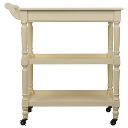 Traditional Utility Carts by Decor Therapy