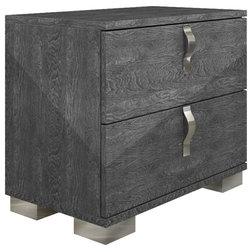 Transitional Nightstands And Bedside Tables by at home USA inc.