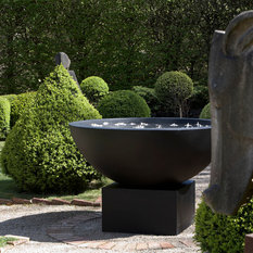 - Geo Rok Pots, Urns and Landscape Features - Outdoor Pots and Planters