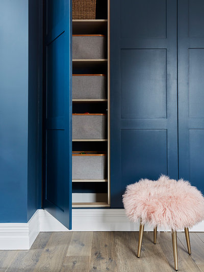 Transitional  by Cherie Lee Interiors