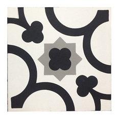 Artisan Tile Shop - Cordoba 8x8 Cement Tile - Wall and Floor Tile