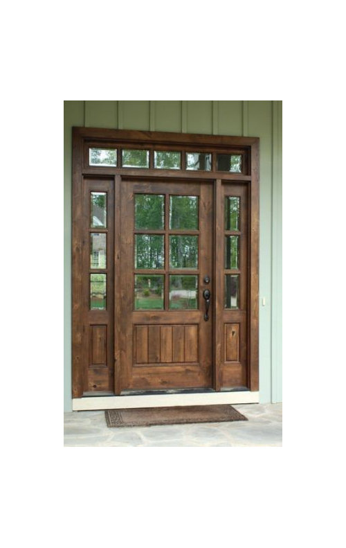 Front Doors With Gl Panes