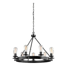 Sea Gull Lighting 9-Light Chandelier