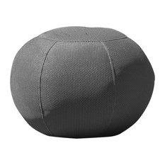 Pearl Outdoor Lounge Chair, Dark Grey