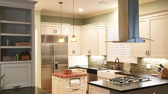 Family Friendly Traditional Kitchen