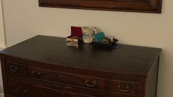 refurbished bureau