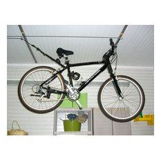 Garageflex Garage Ceiling Storage - BIke Hoist