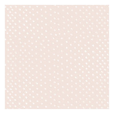 Atelier Mouti Paper Peint Series #17 Wallpaper, Old Pink, Small