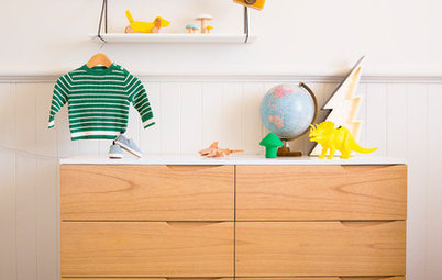 Room of the Week: A Colourful Scandi-Style Nursery
