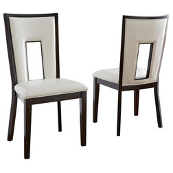 Transitional Dining Chairs by Steve Silver
