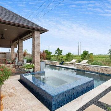 Fulshear Pool Construction & Landscape