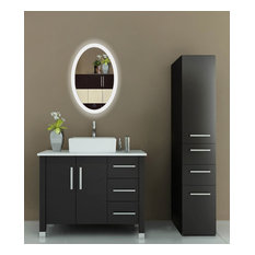 50 Modern Bathroom Mirrors That Are Worth The Money In 2021 Houzz