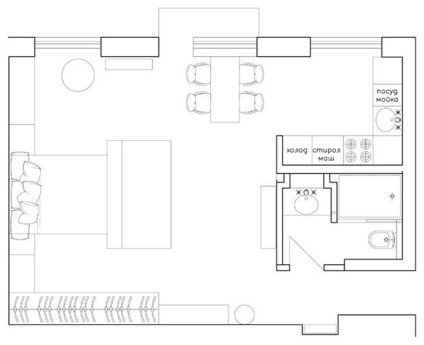 Внутренний план by A-III