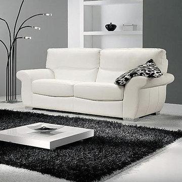 nili black & white decor