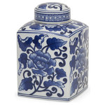 IMAX Worldwide Home - Tollmache Small Lidded Jar, Small - *Please Note*