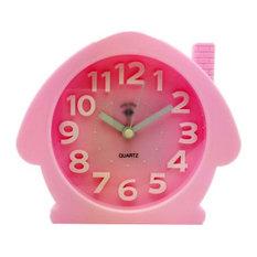Cute Alarm Clock/Stylish Silent Bedside Alarm Clock #18