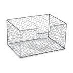 Mesh Wire Storage Basket