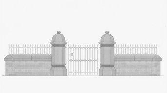 New Gate Pier designs