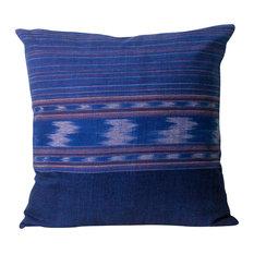Hmong Ikat Cushion Cover