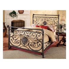 Mercer Bed Set - Queen - w/Rails