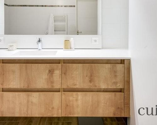 salle de bain esprit scandinave