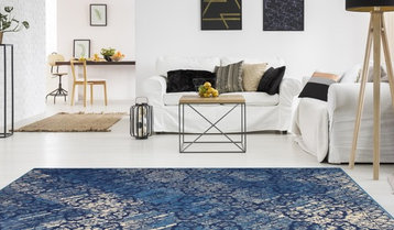Up to 75% Off Oversized Area Rugs.
