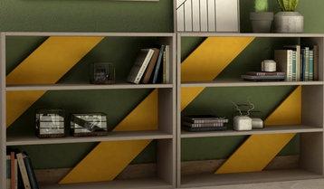 Smart Bookcases & Shelves
