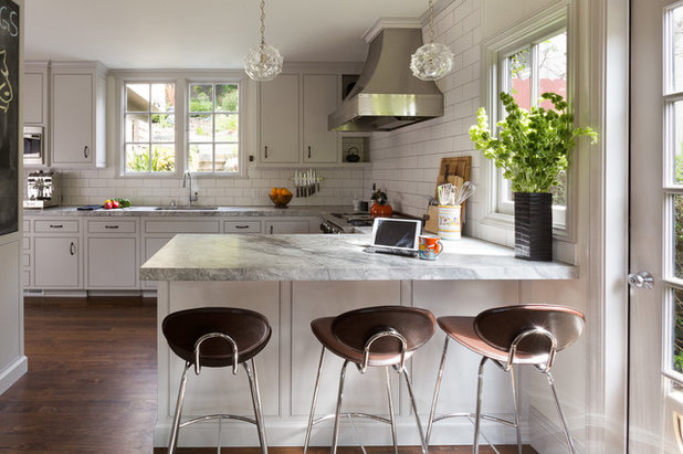 Houzz Tour: The Science of Blending Old and New