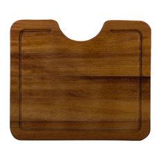 ALFI brand AB15WCB Wood Cutting Board for AB3020, AB2420, AB3420 Granite Sinks