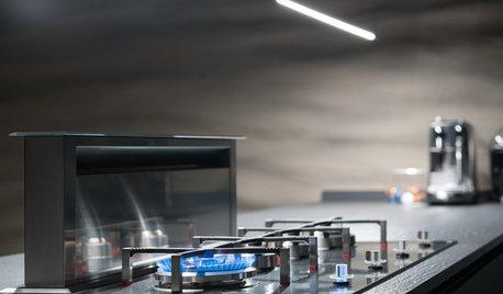 Газ в кухне-гостиной: Почему все такие смелые стали