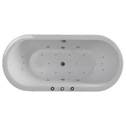 Contemporary Bathtubs by Woodbridge Kitchen & Bath