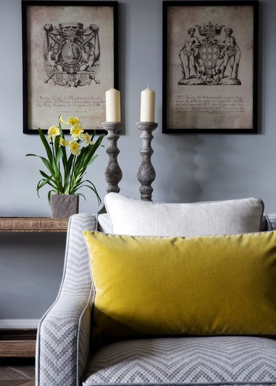 Transitional  by Anna Wilson Interiors