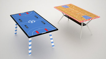 Sporty Tables