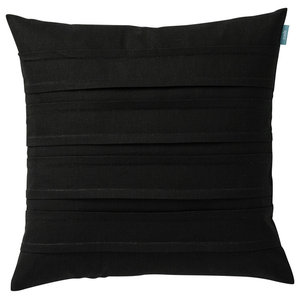 Dubbelveck I Klotz Cushion Cover, Black