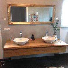 rustikale badm bel exklusive badezimmerm bel online. Black Bedroom Furniture Sets. Home Design Ideas