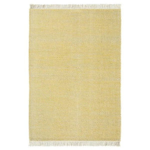 Brink and Campman Atelier Craft Rug, Yellow, 200x280 cm