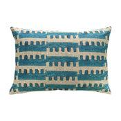 """Links Linen Pillow, 18""""x12"""""""