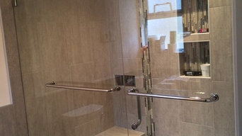 Shower door & Side lite