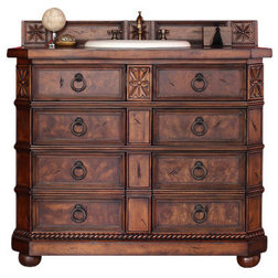 New Traditional Bathroom Vanities And Sink Consoles by James Martin Furniture