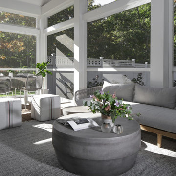 Screened Porch - Indoor-outdoor living, with style!
