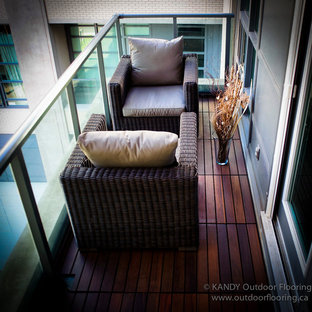 Condo Deck Houzz