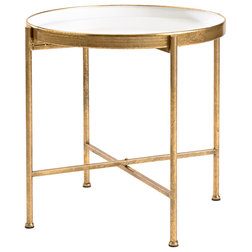 Contemporary Side Tables And End Tables by InnerSpace Luxury Products