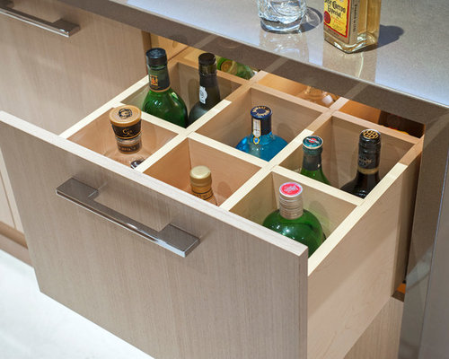 Liquor Drawer Ideas, Pictures, Remodel and Decor