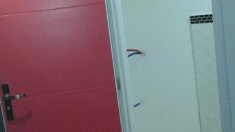creation d une salle de bain annexe