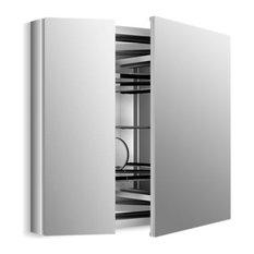 "Kohler Verdera 34"" W X 30"" H Medicine Cabinet w/ Adjustable Magnifying Mirror"