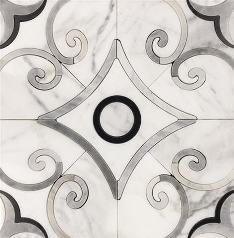 Waterjet Tiles