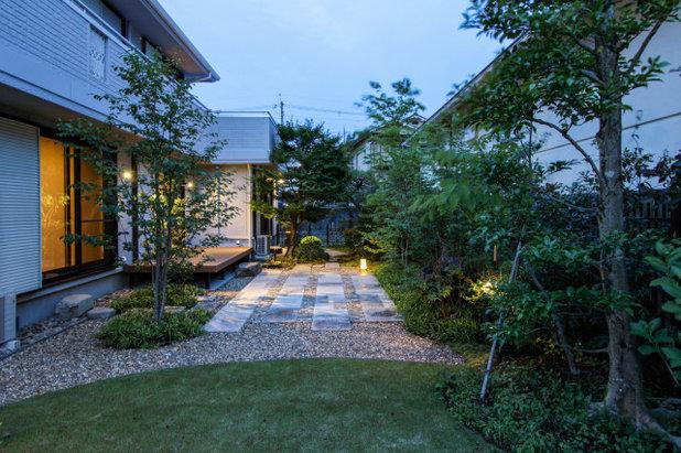 庭 by 株式会社ローバー都市建築事務所